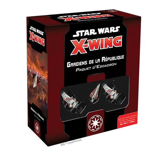 Star Wars X-Wing : Gardiens de la République 1