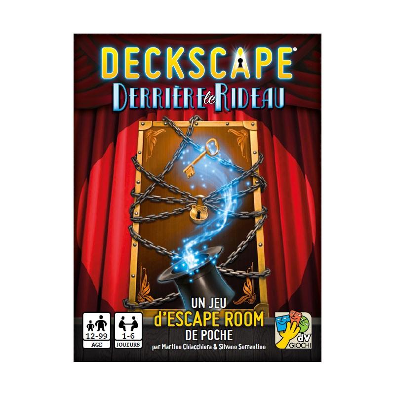 Deckscape - Derrière le rideau 1
