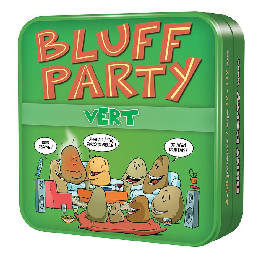 Bluff Party (vert) 1