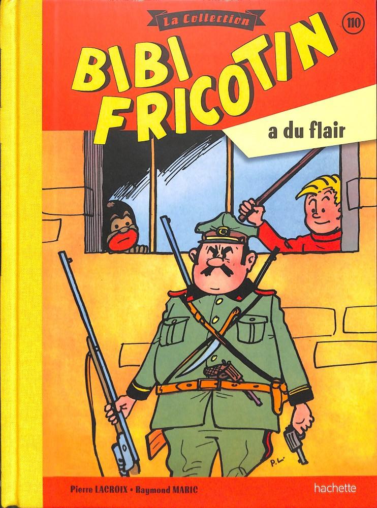 Bibi Fricotin 110 - Bibi Fricotin a du flair