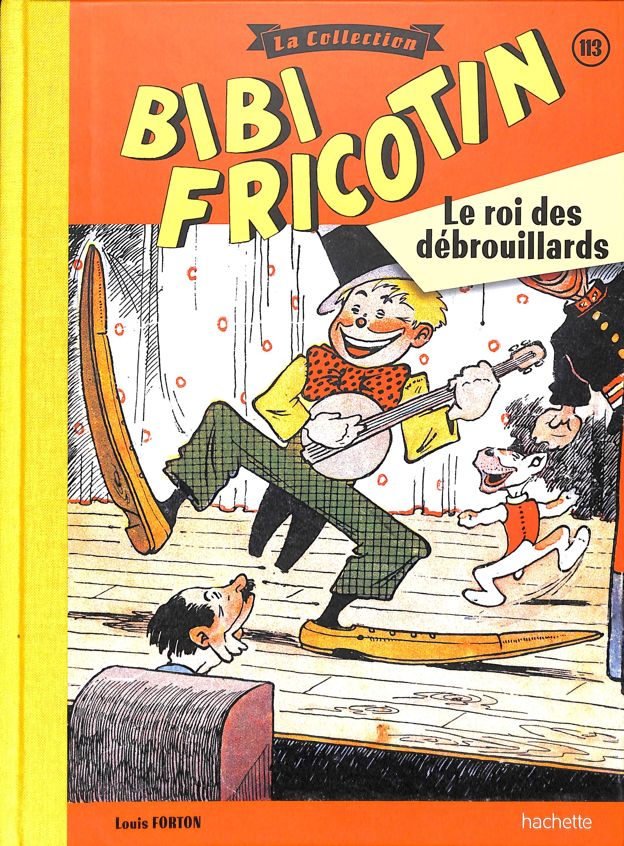 Bibi Fricotin 113 - Le roi des débrouillards