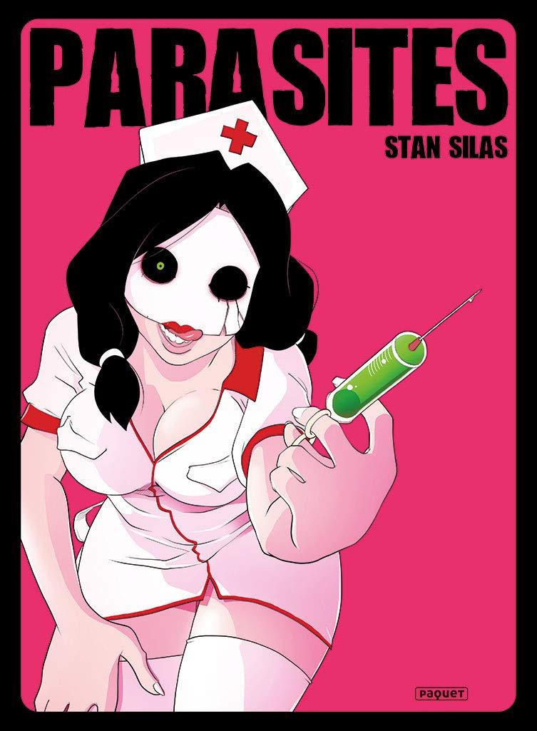Parasites 3 - Agnès - coffret avec cale
