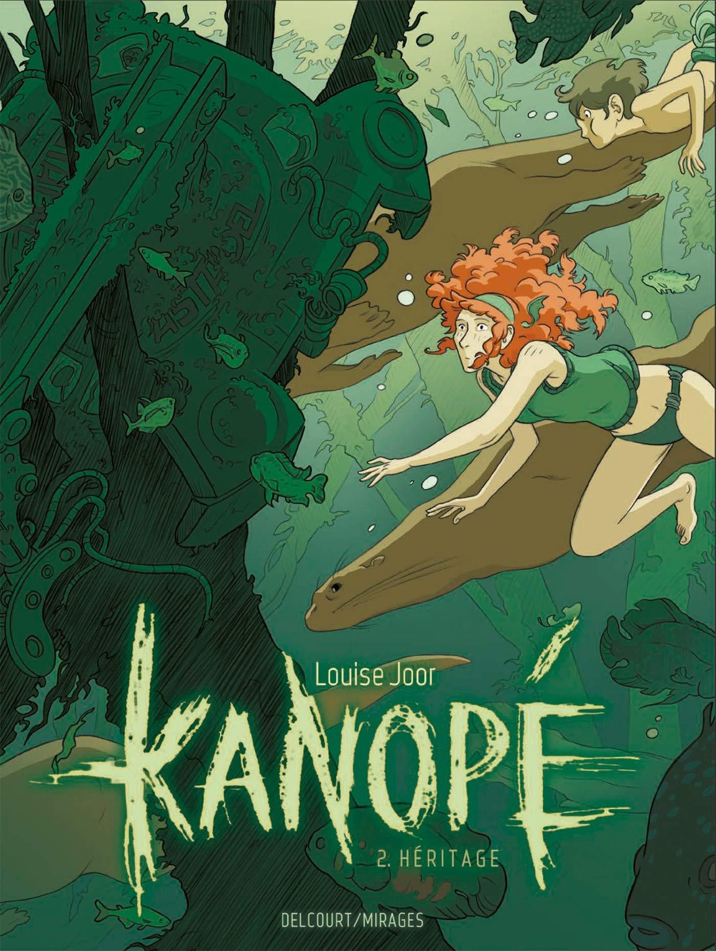 Kanopé 2 - Héritage