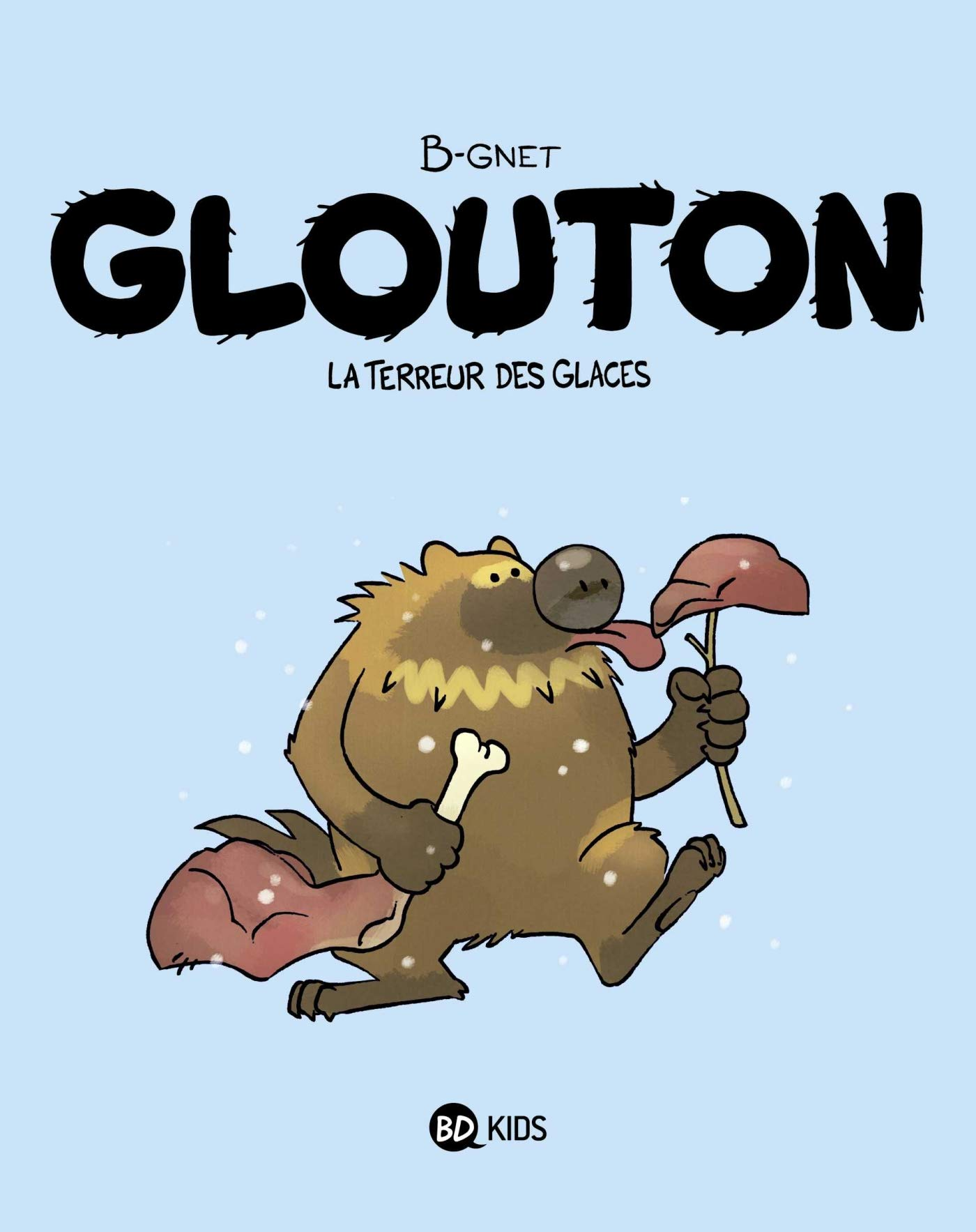 Glouton 1 - La terreur des glaces