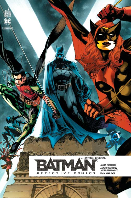 Batman - Detective Comics 7 - Batman detective comics tome 7