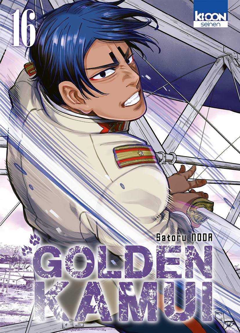 Golden Kamui 16
