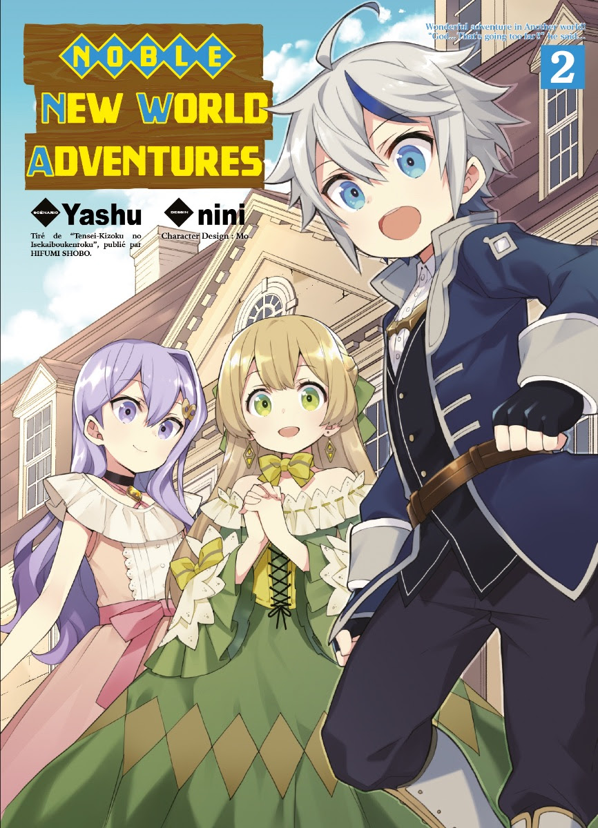 Noble new world adventures 2