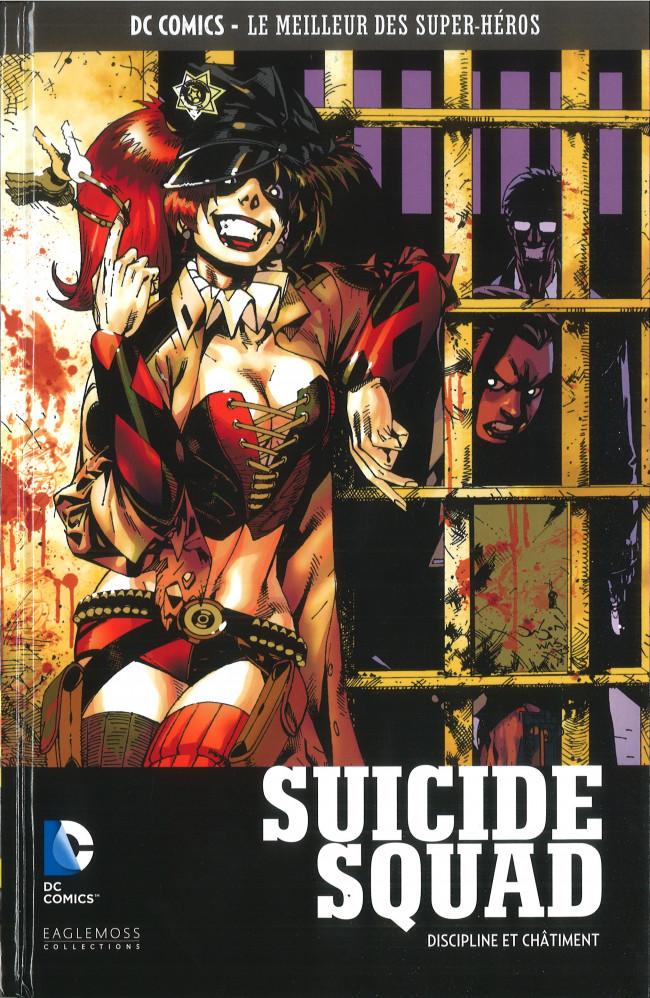 DC Comics - Le Meilleur des Super-Héros 95 - Suicide Squad : Discipline et Châtiment