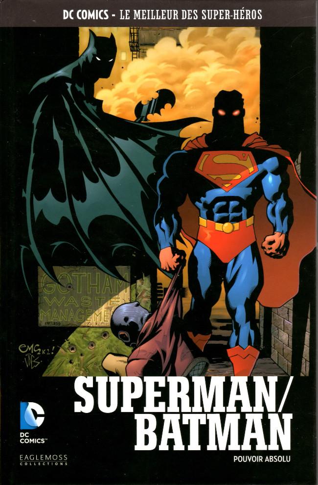 DC Comics - Le Meilleur des Super-Héros 96 - Superman/Batman : Pouvoir Absolu