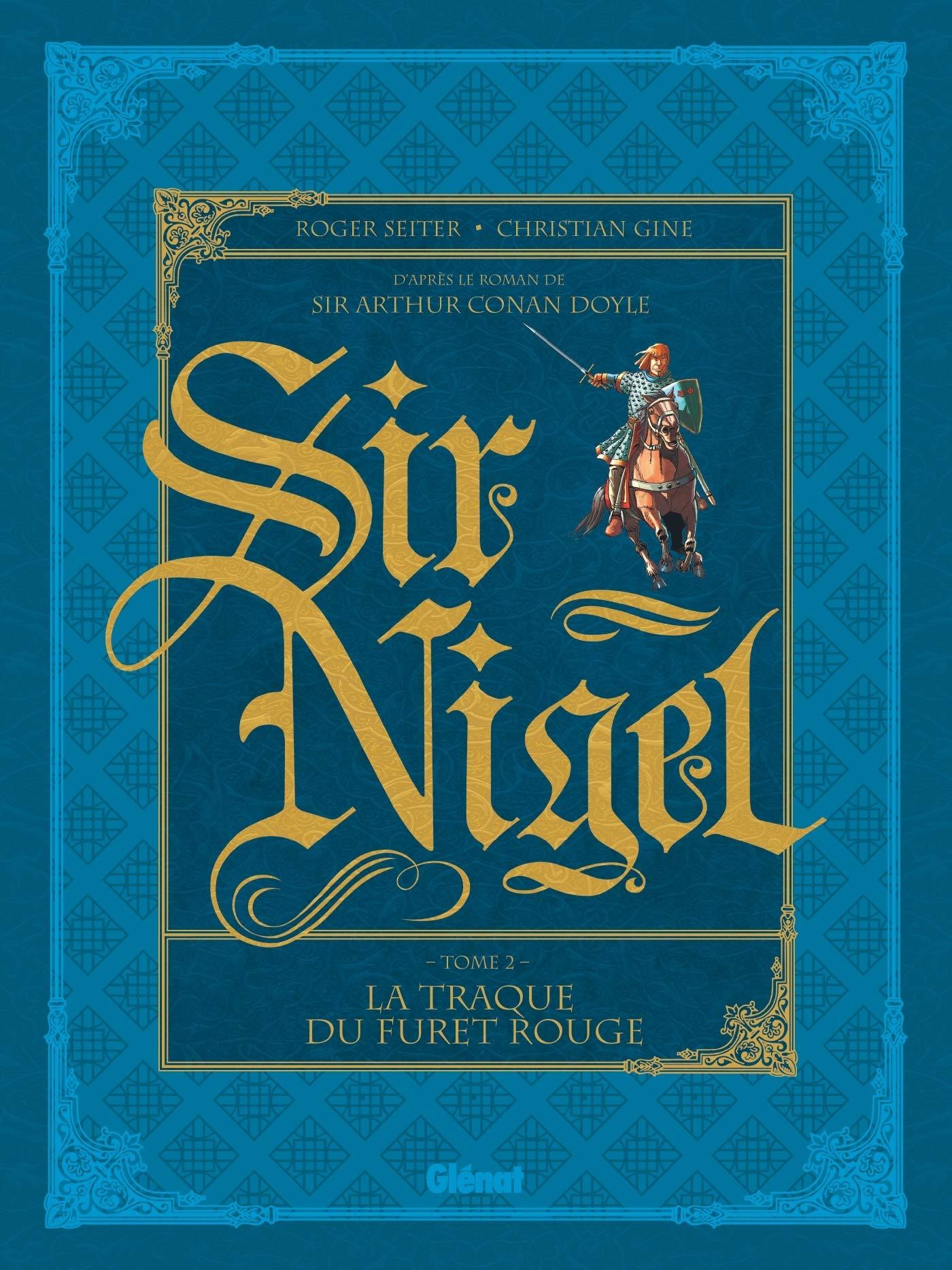 Sir Nigel 2 - La traque du Furet Rouge