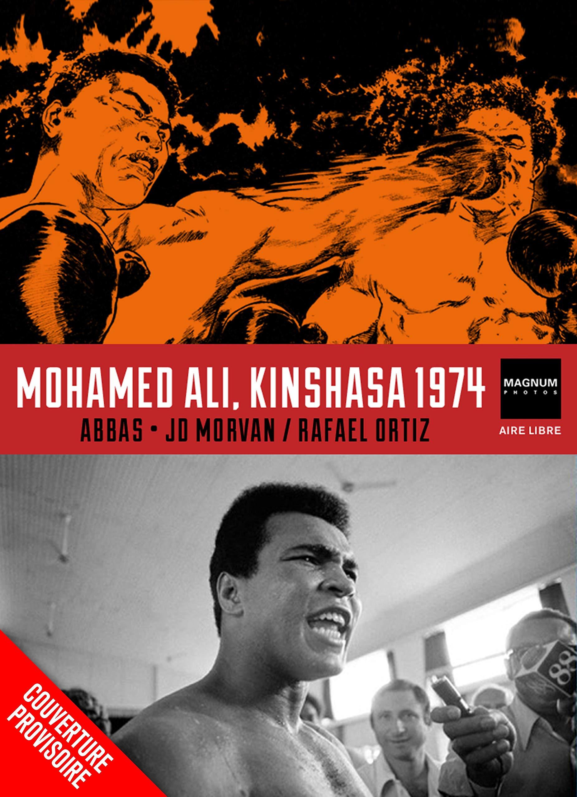 Magnum Photos 4 - Mohamed Ali, Kinshasa 1974