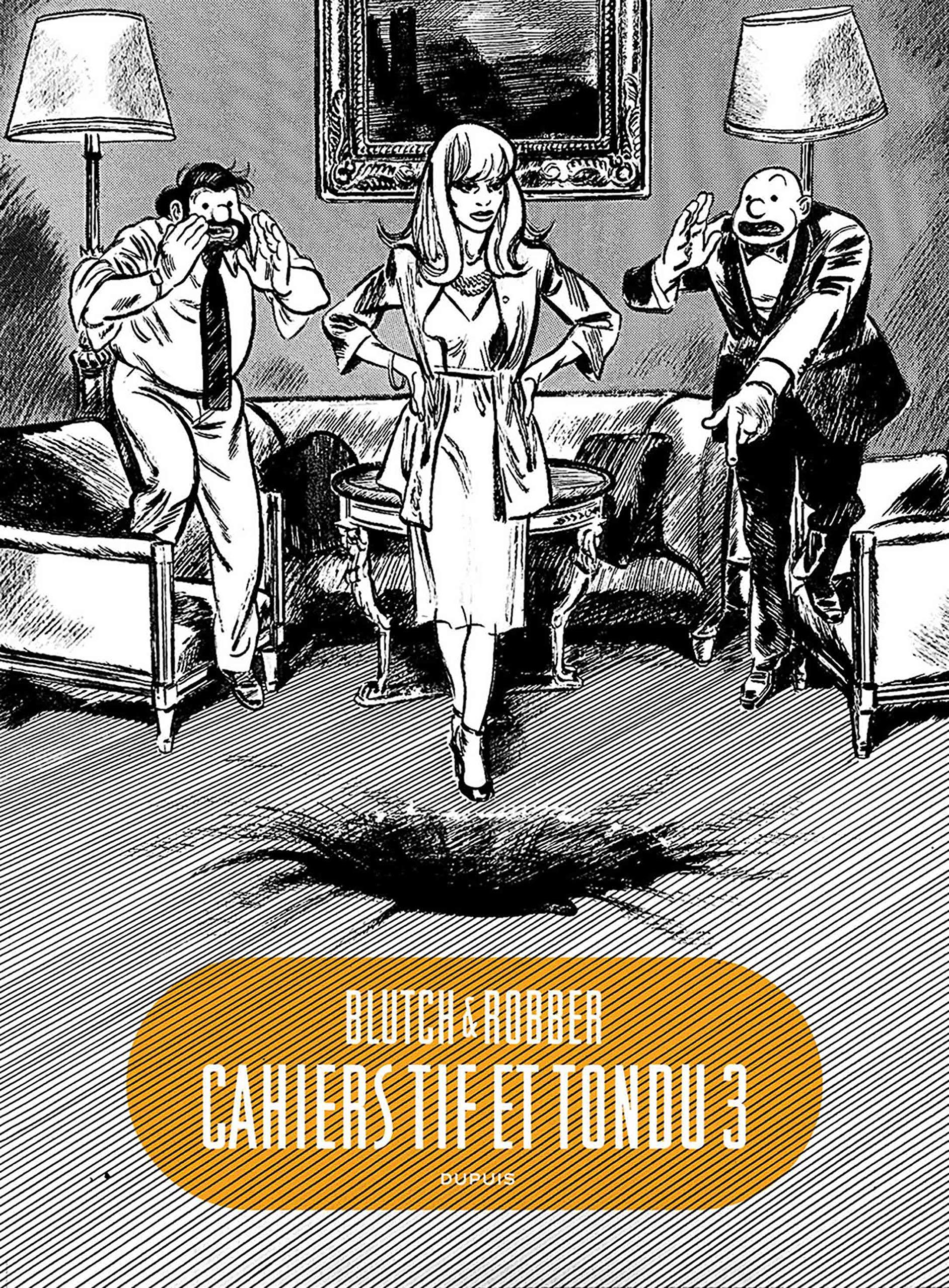 Tif et Tondu - Cahiers 3 - Tome 3