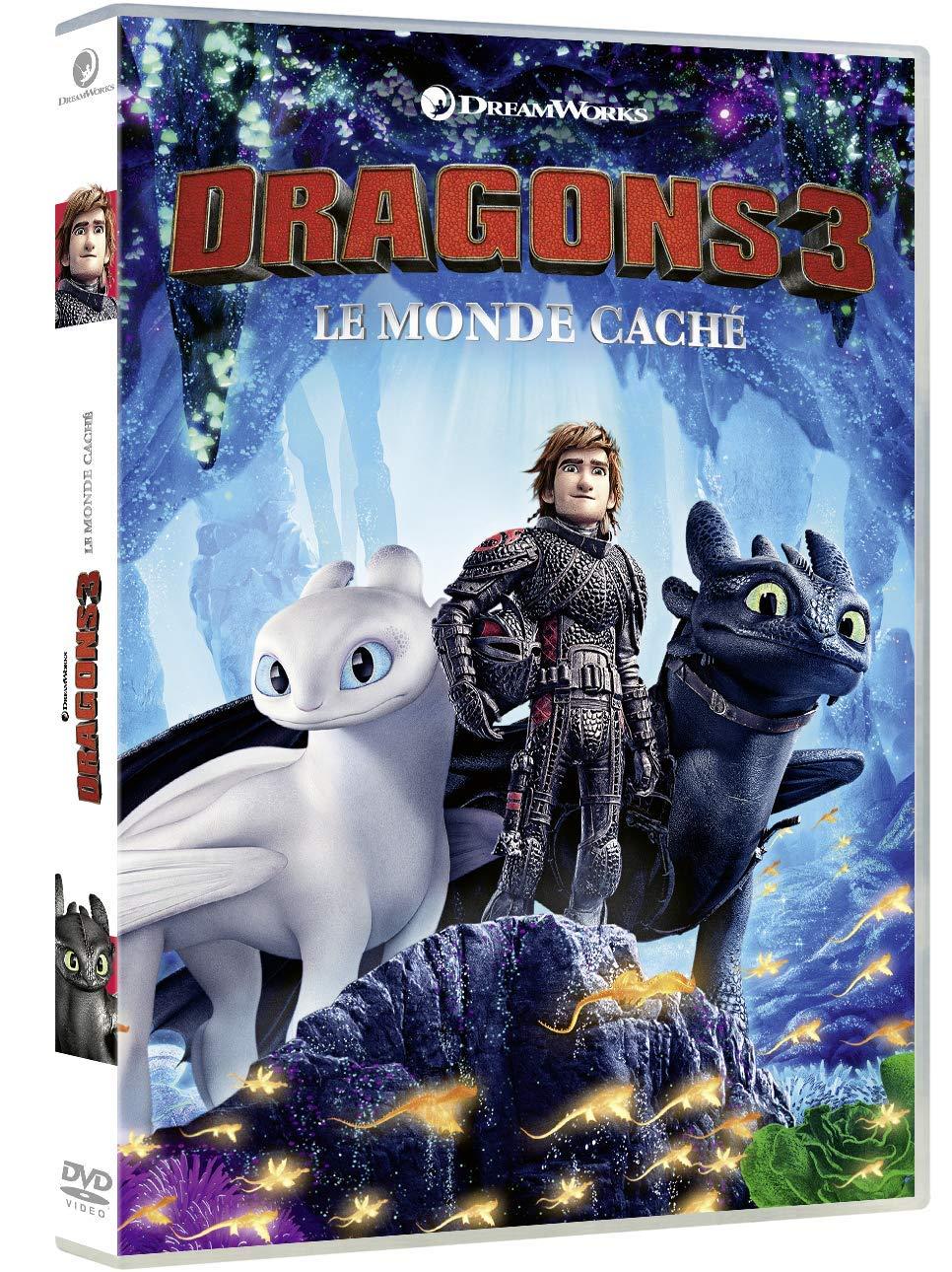 Dragons 3 : Le monde caché 0