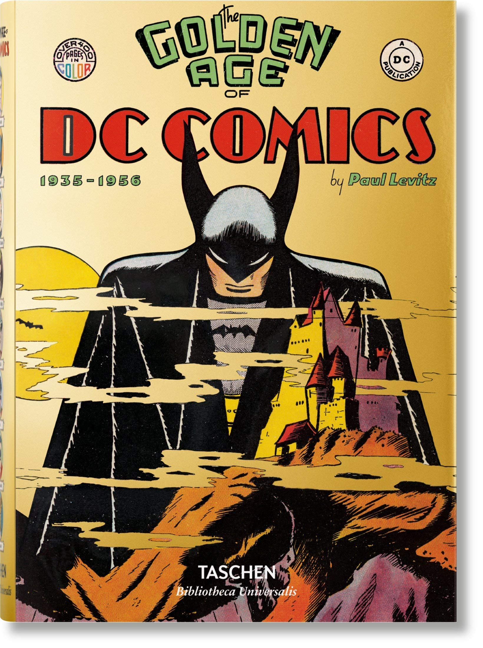 1 - The Golden Age of Dc Comics