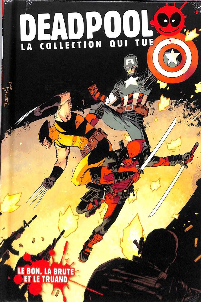 Deadpool - La Collection qui Tue ! 71 - Le Bon, la Brute et le Truand