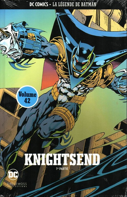 DC Comics - La Légende de Batman 26 - Knightsend - 1re partie