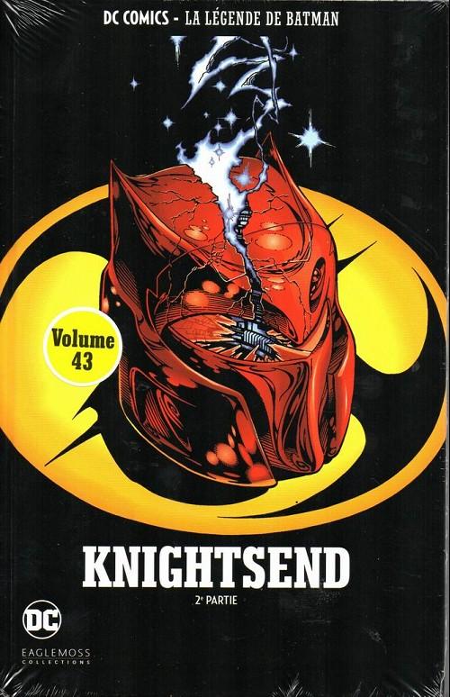 DC Comics - La Légende de Batman 27 - Knightsend - 2e partie