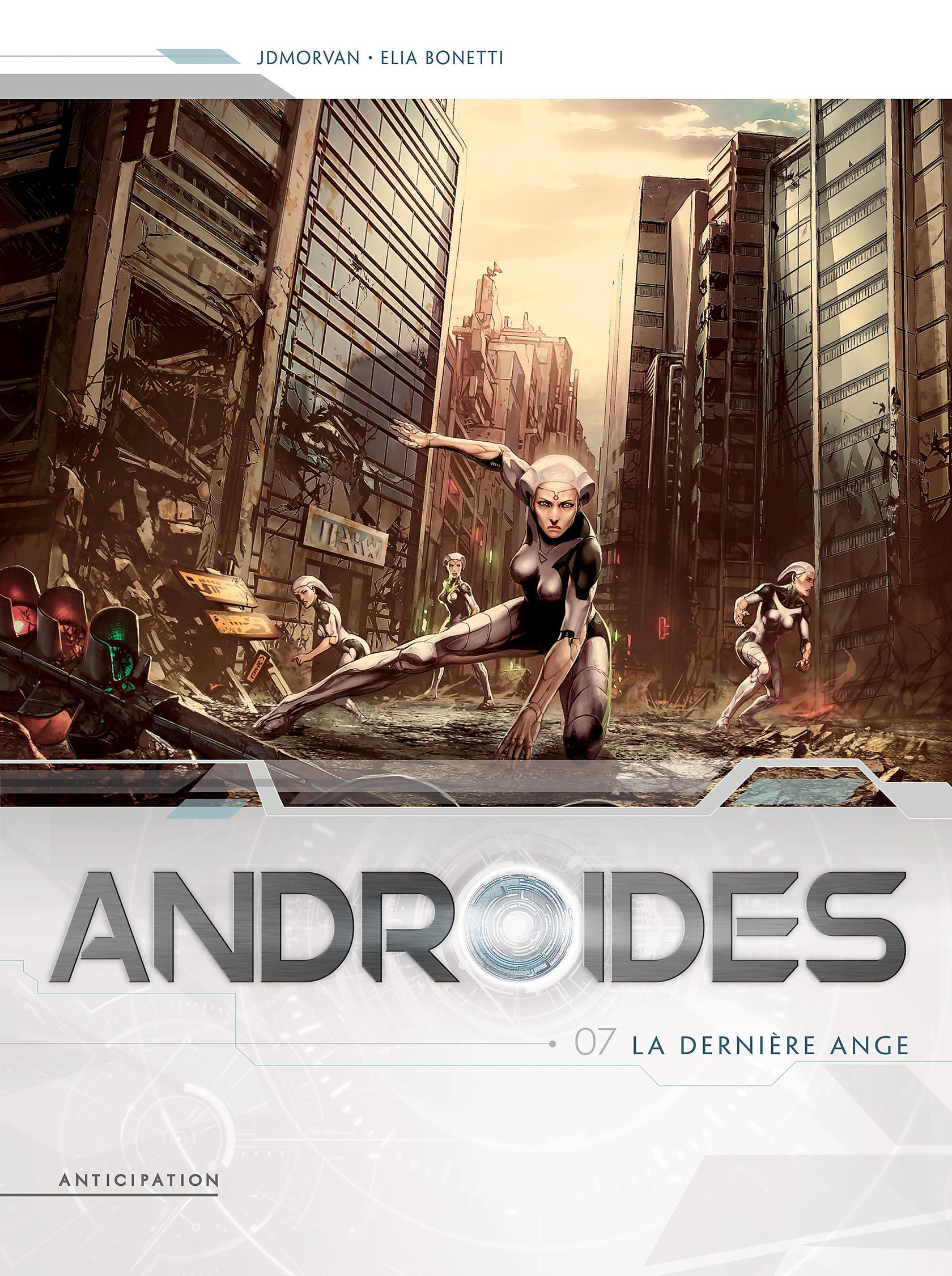 Androïdes 7 - La Dernière Ange