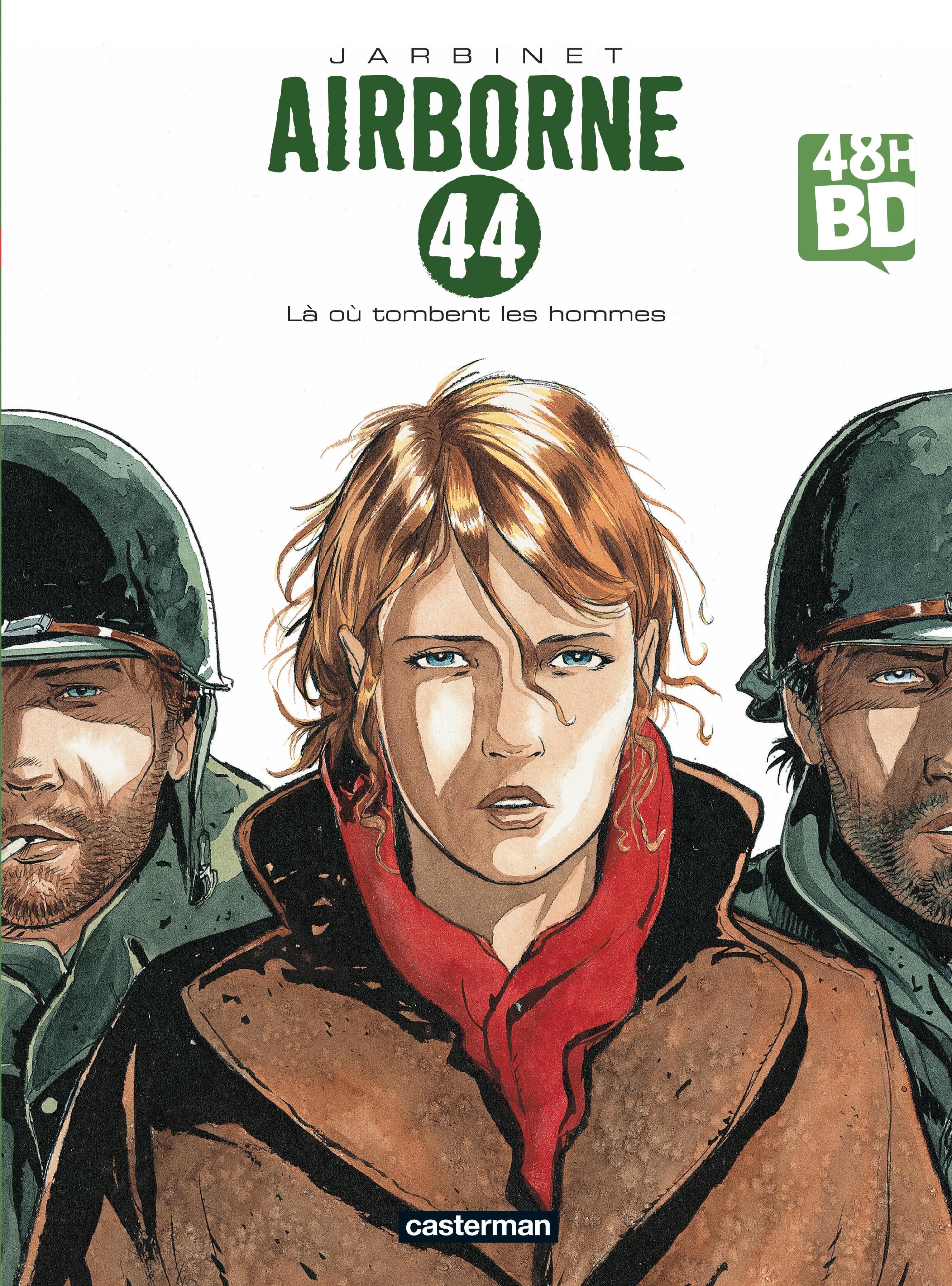 Airborne 44 1 - Là où tombent les hommes