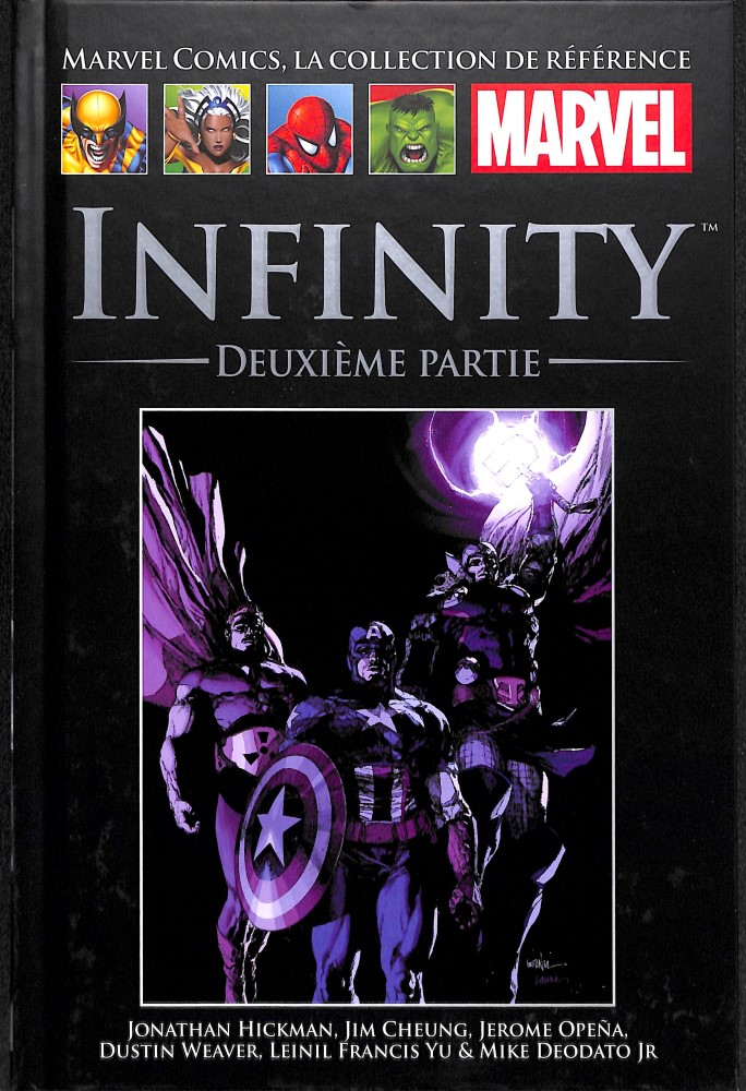 Marvel Comics, la Collection de Référence 97 - Infinity – Deuxième partie