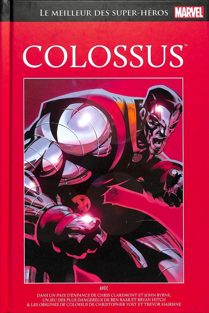 Le Meilleur des Super-Héros Marvel 86 - Colossus