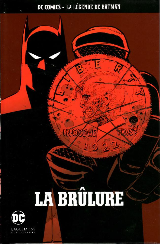 DC Comics - La Légende de Batman 74 - La Brûlure