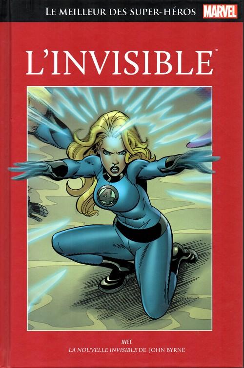 Le Meilleur des Super-Héros Marvel 87 - L'invisible