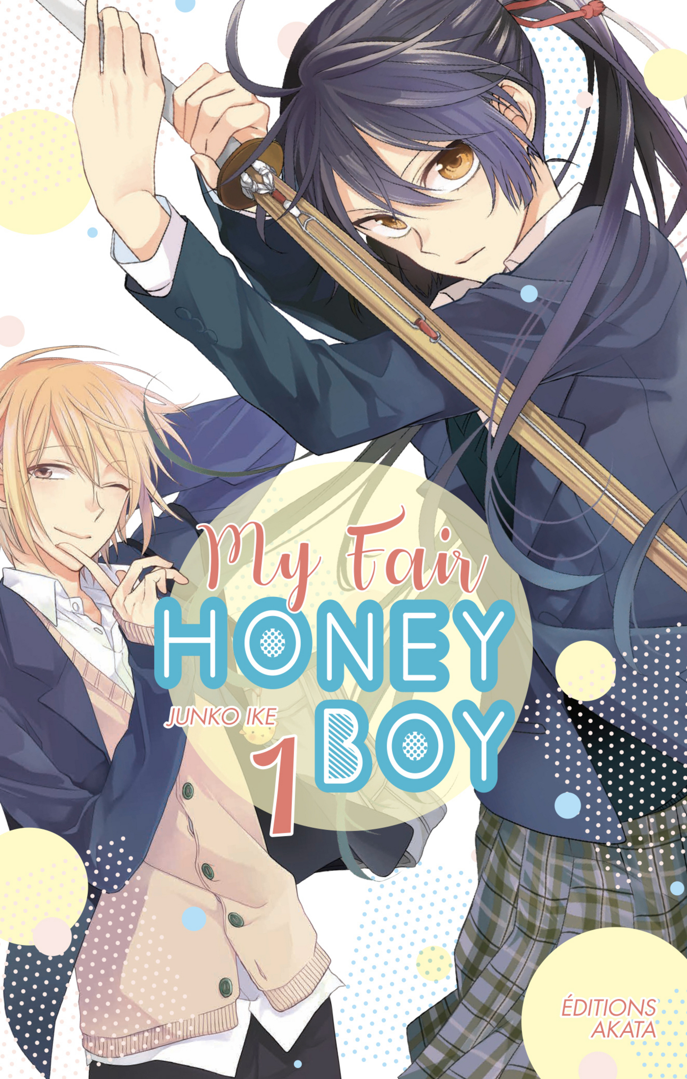 My fair honey boy 1
