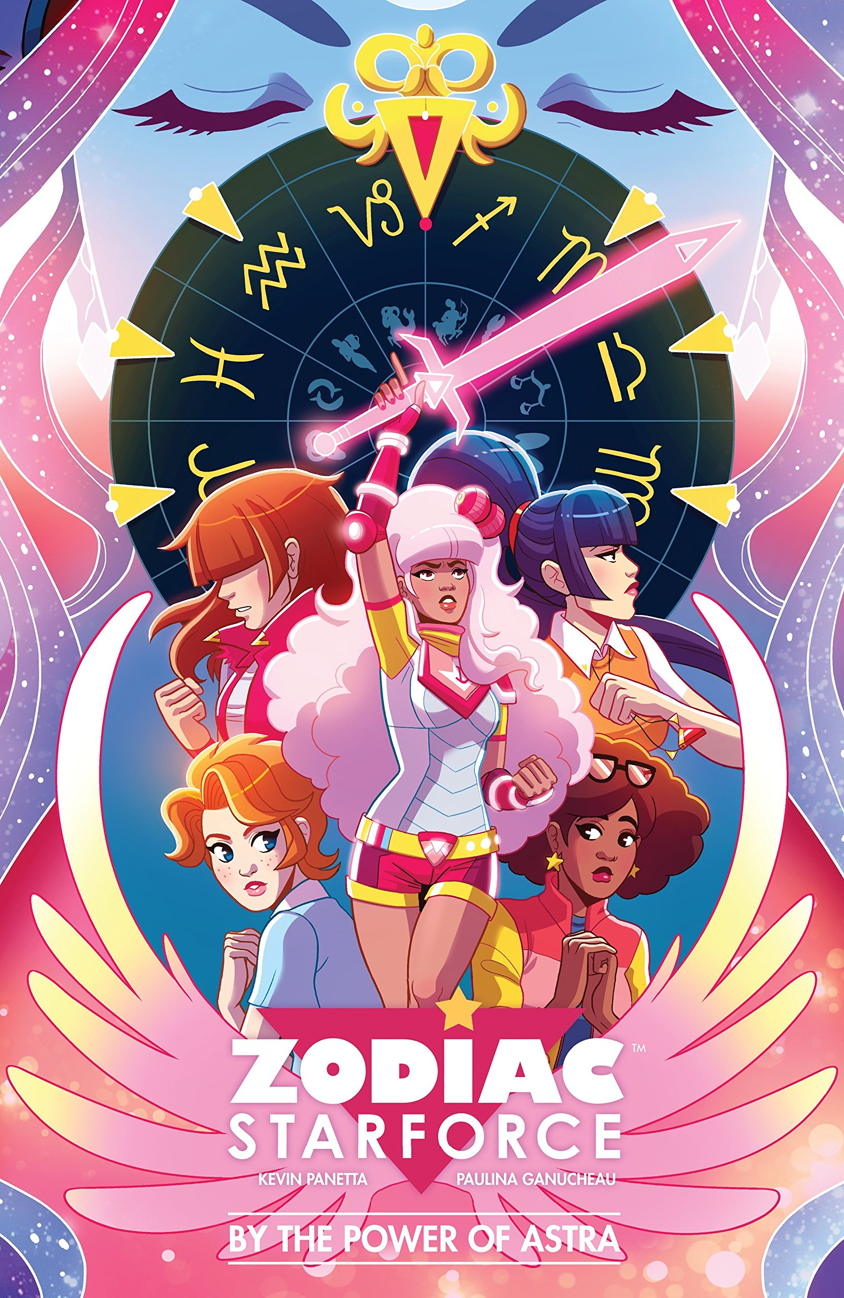 Zodiac Starforce 1 - By the power of Astra