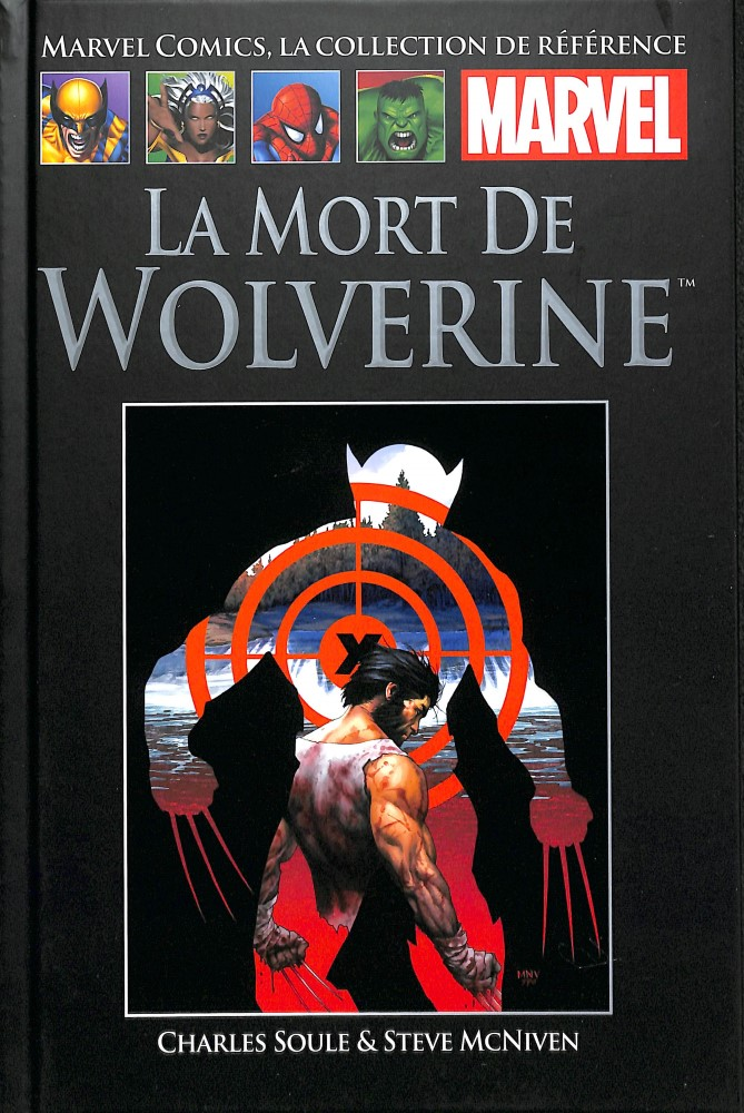 Marvel Comics, la Collection de Référence 103 - La mort de Wolverine