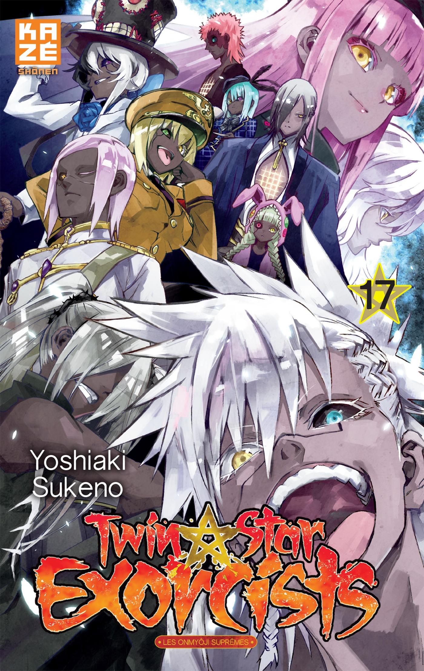 Twin star exorcists – Les Onmyôji Suprêmes 17