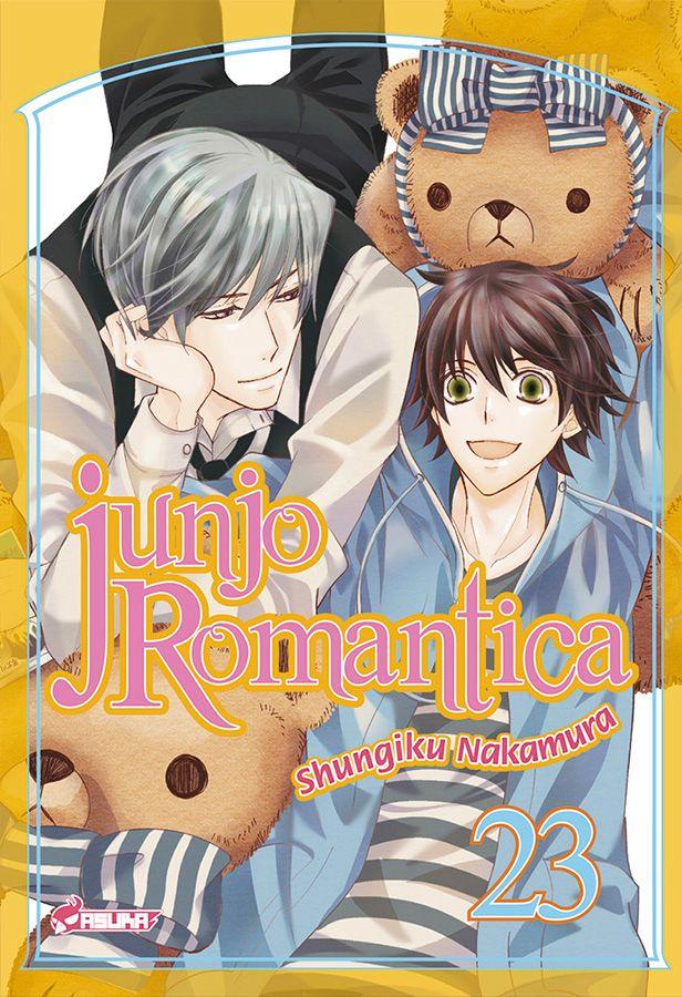 Junjô Romantica 23