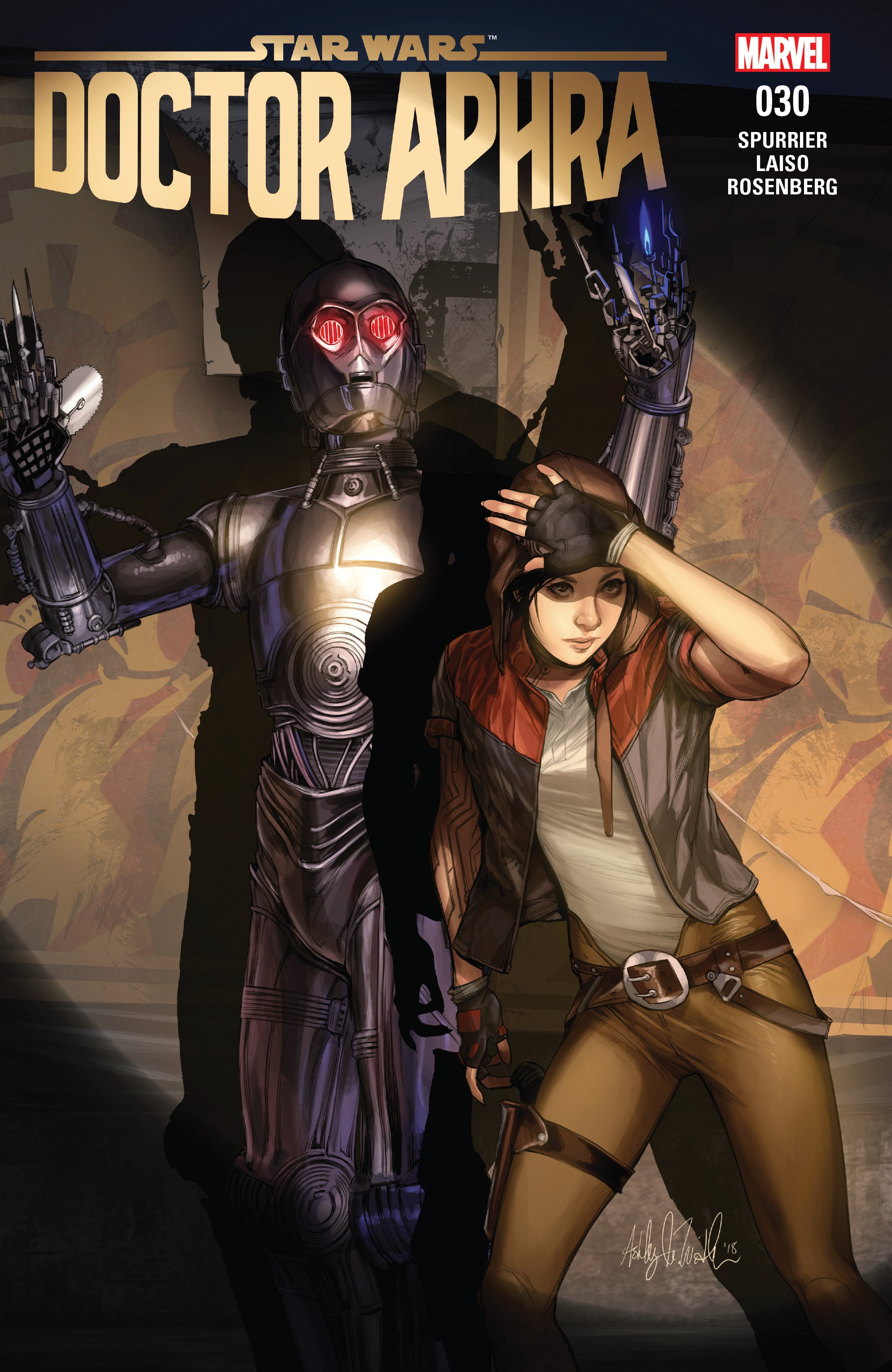 Star Wars - Docteur Aphra 30 - Worst Among Equals, Part V