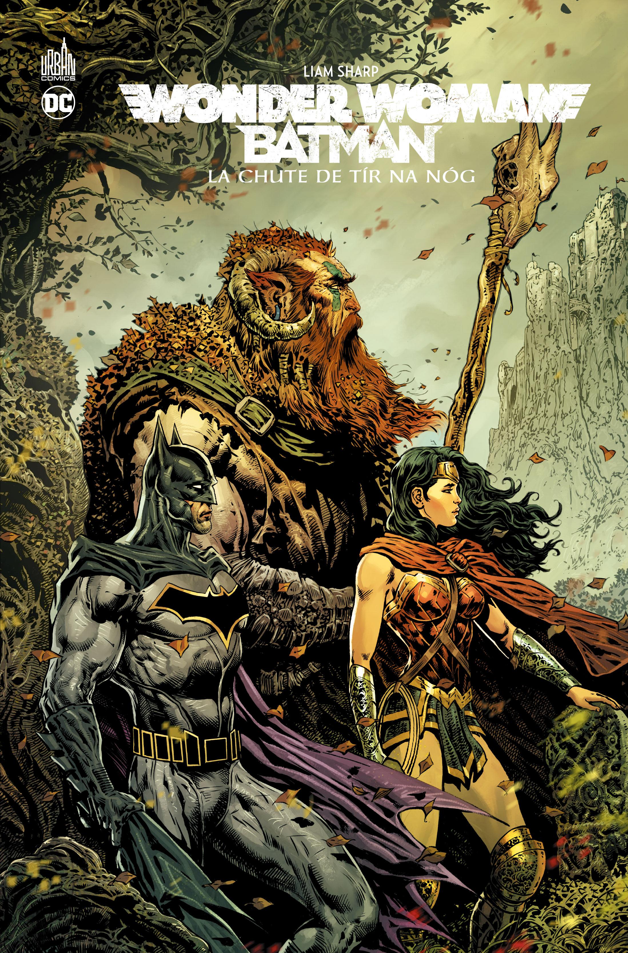 Wonder Woman & Batman 1 - La chute de Tír Na Nóg