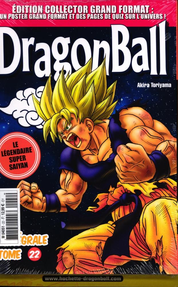 Dragon Ball 22 - Le légendaire super Saiyan