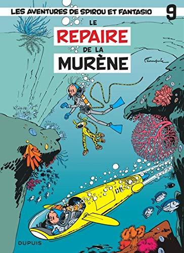 Les aventures de Spirou et Fantasio 9 - Le repaire de la Murène