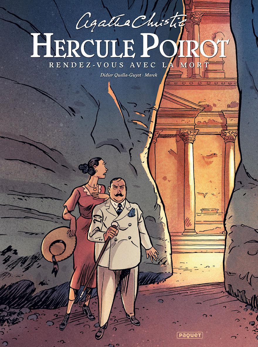 Hercule Poirot 2 - Rendez-vous avec la mort