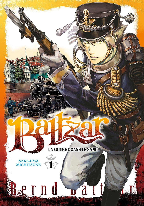 Baltzar : la guerre dans le sang 1