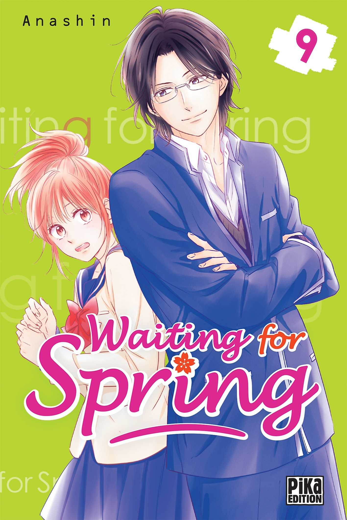 Waiting for spring 9