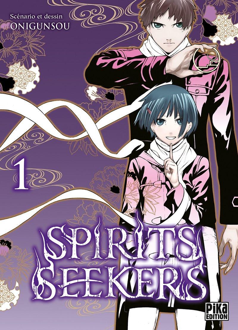 Spirits seekers 1