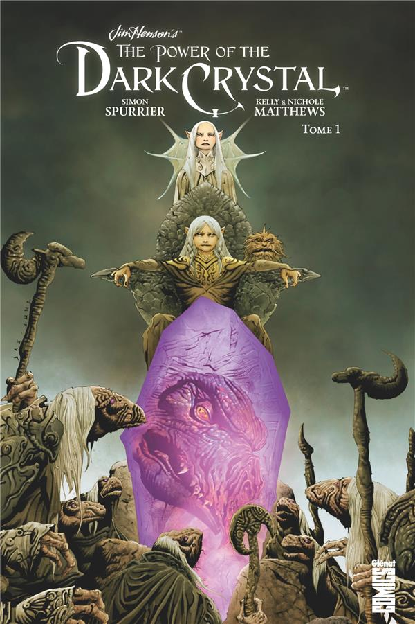 The Power of the Dark Crystal 1