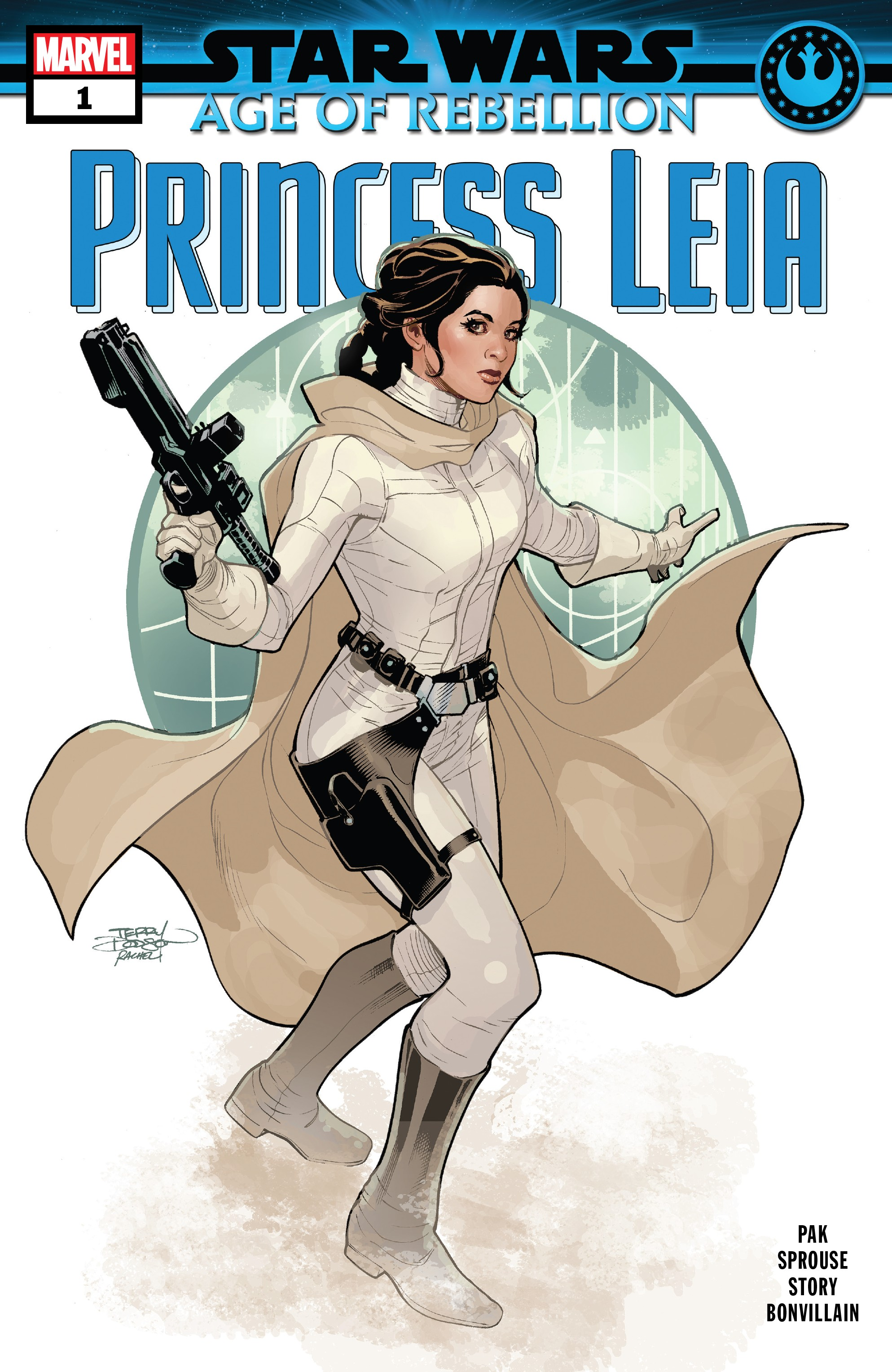 Star Wars - Age of Rebellion : Princess Leia 1 - Star Wars - Age of Rebellion : Princess Leia