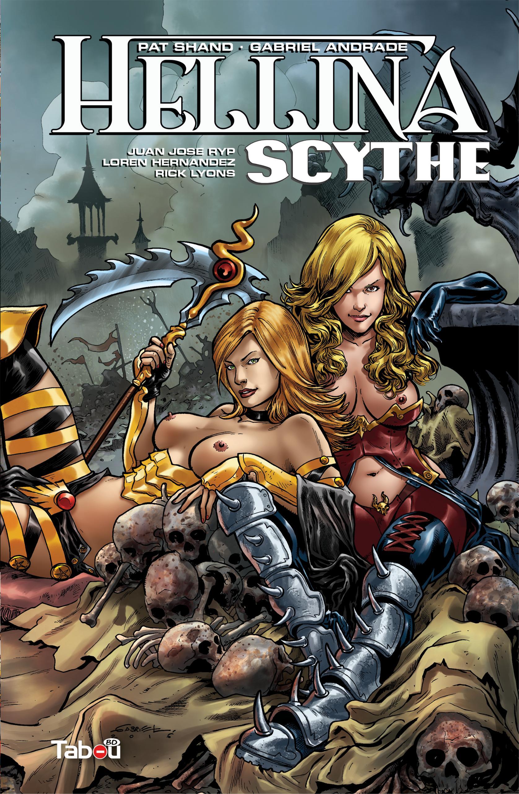 Hellina 2 - Scythe