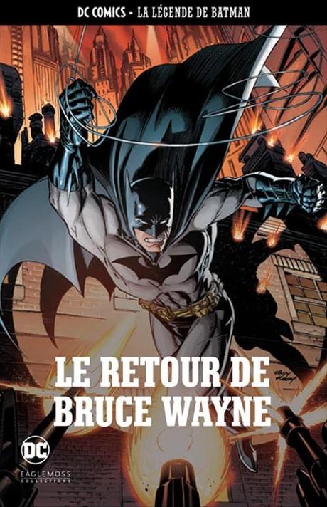 DC Comics - La Légende de Batman 51 - Le Retour de Bruce Wayne