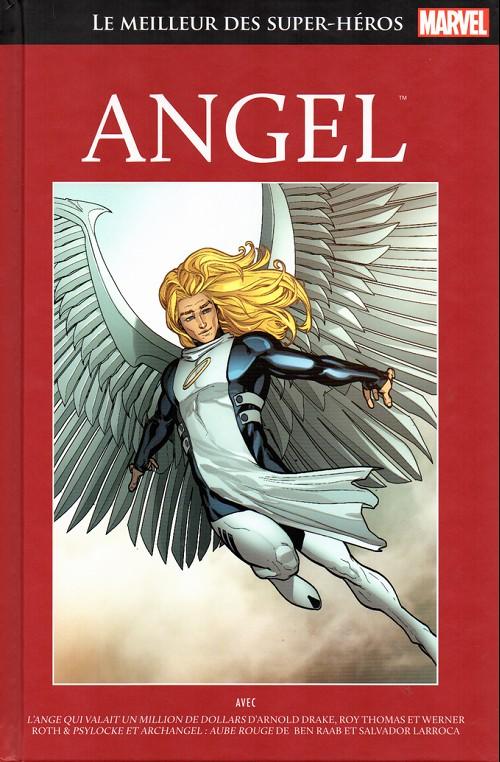 Le Meilleur des Super-Héros Marvel 88 - Angel
