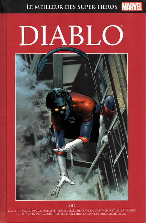 Le Meilleur des Super-Héros Marvel 89 - Diablo