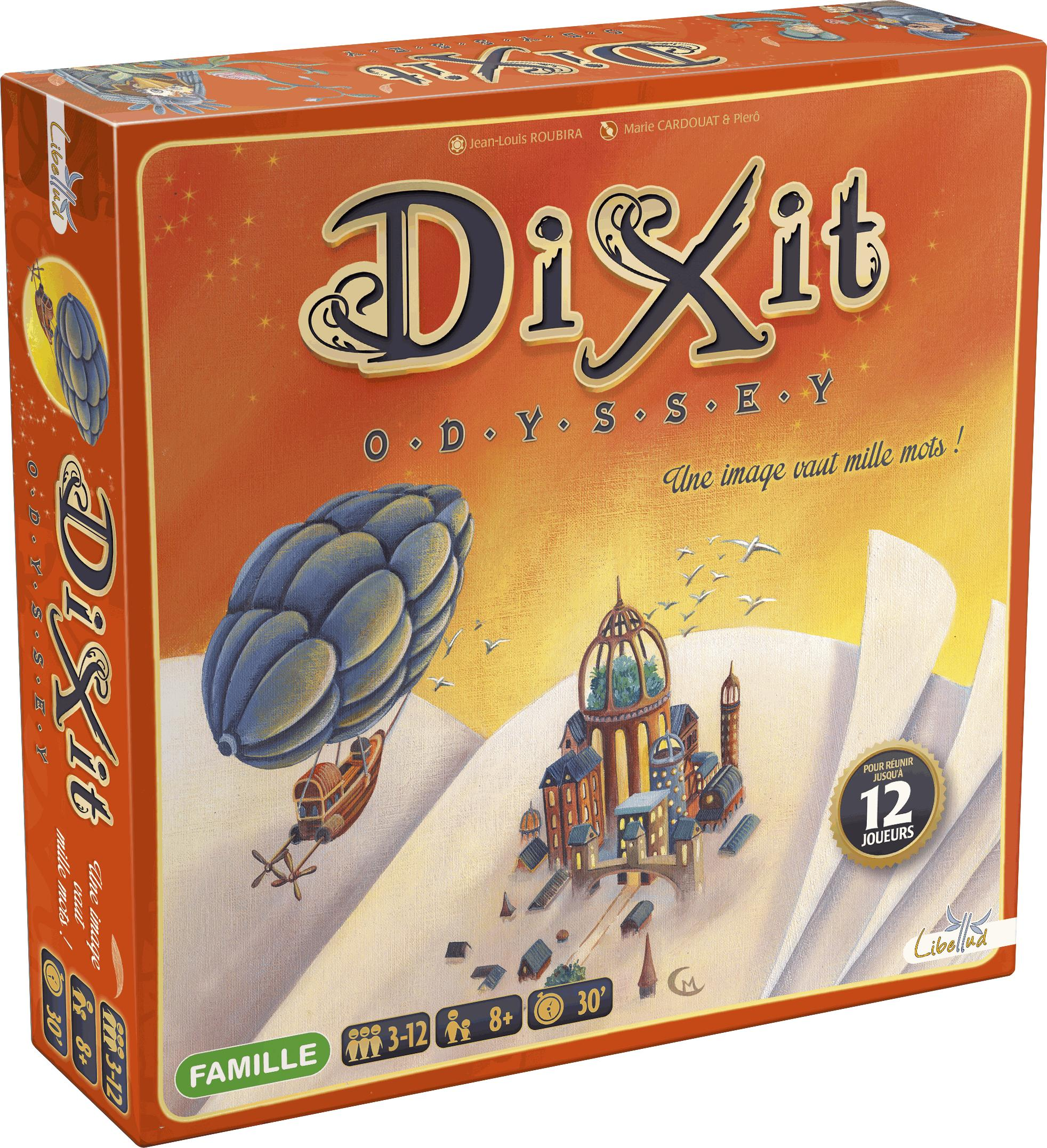 Dixit : Odyssey 1