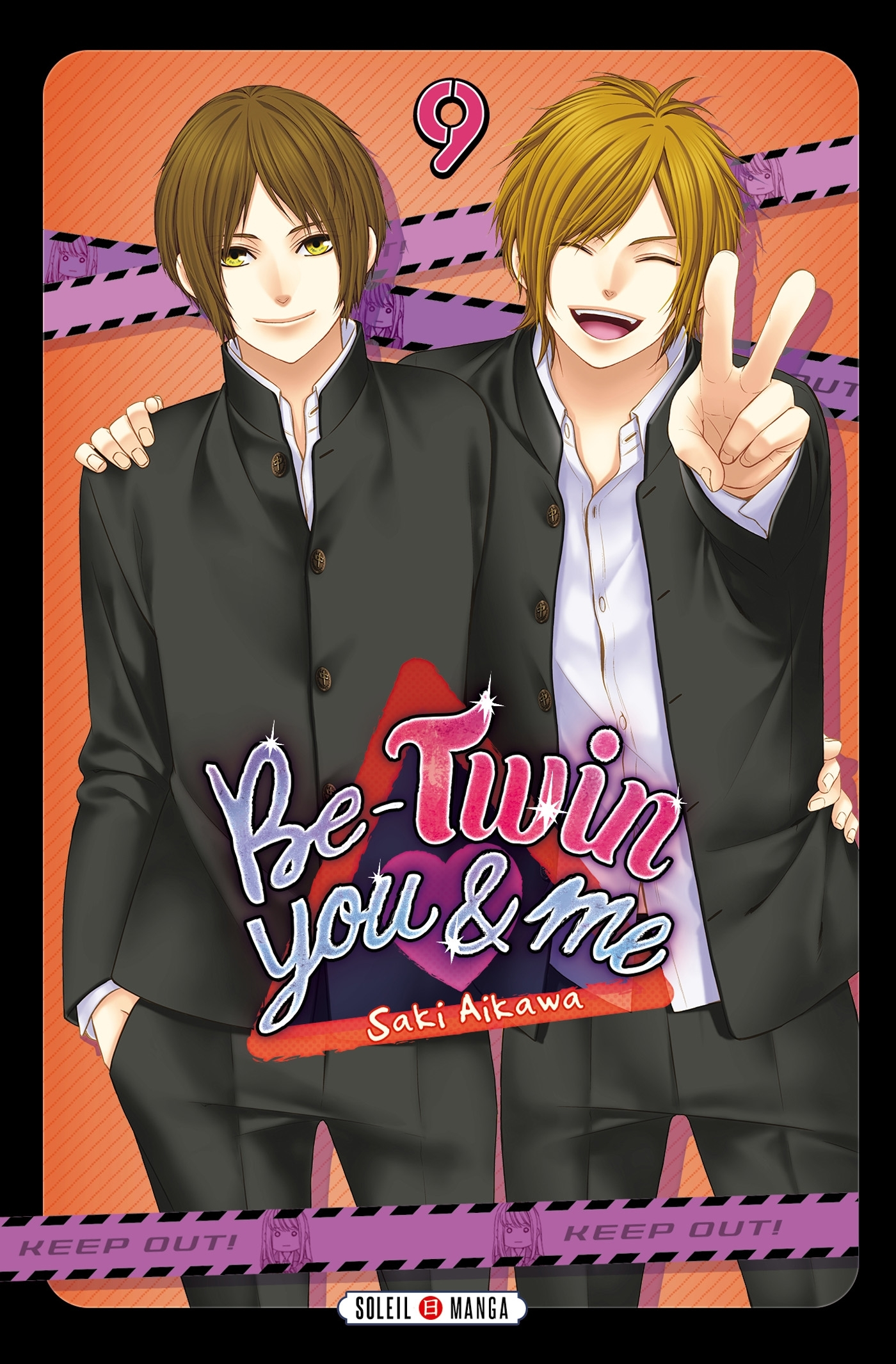 Be-Twin you & me 9