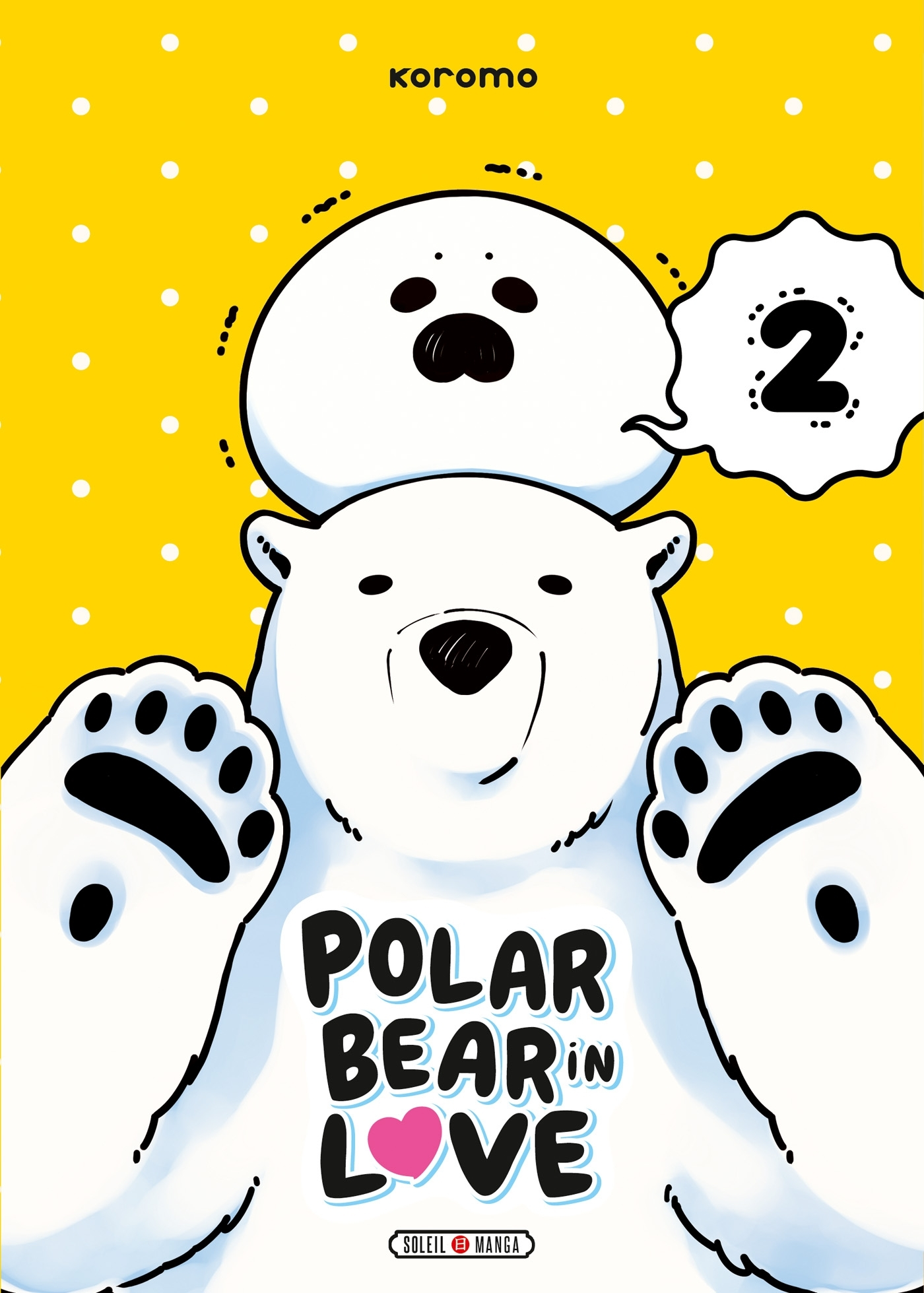 Polar Bear in Love 2