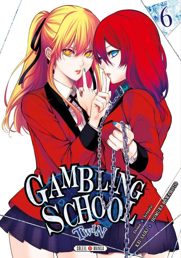 Gambling School Twin 6
